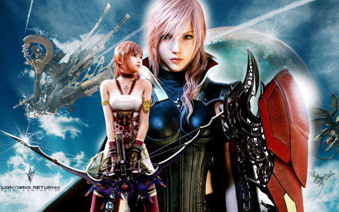 Final Fantasy XIII- Walkthrough