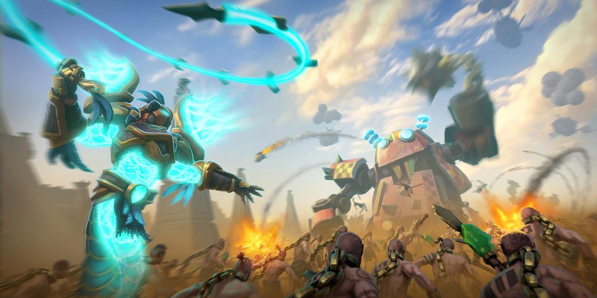 Minion Masters developer BetaDwarf raises $6.6 million for 'friendshipping' games