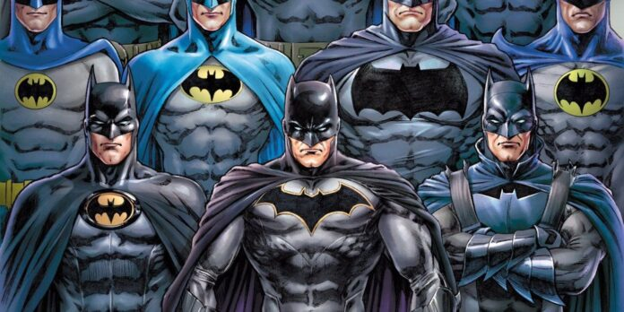 The Batman superhero games the