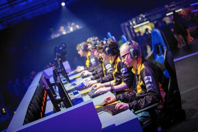 How popular is the e-sports industry?
