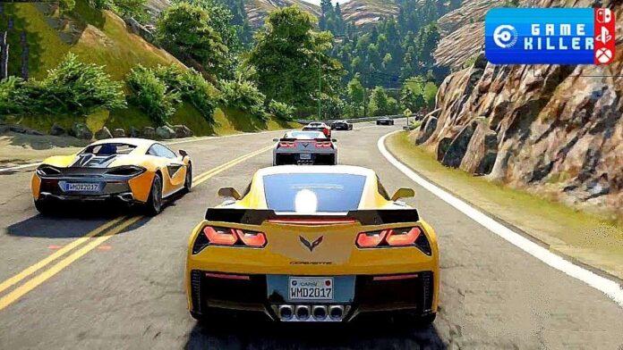 PS4 car games