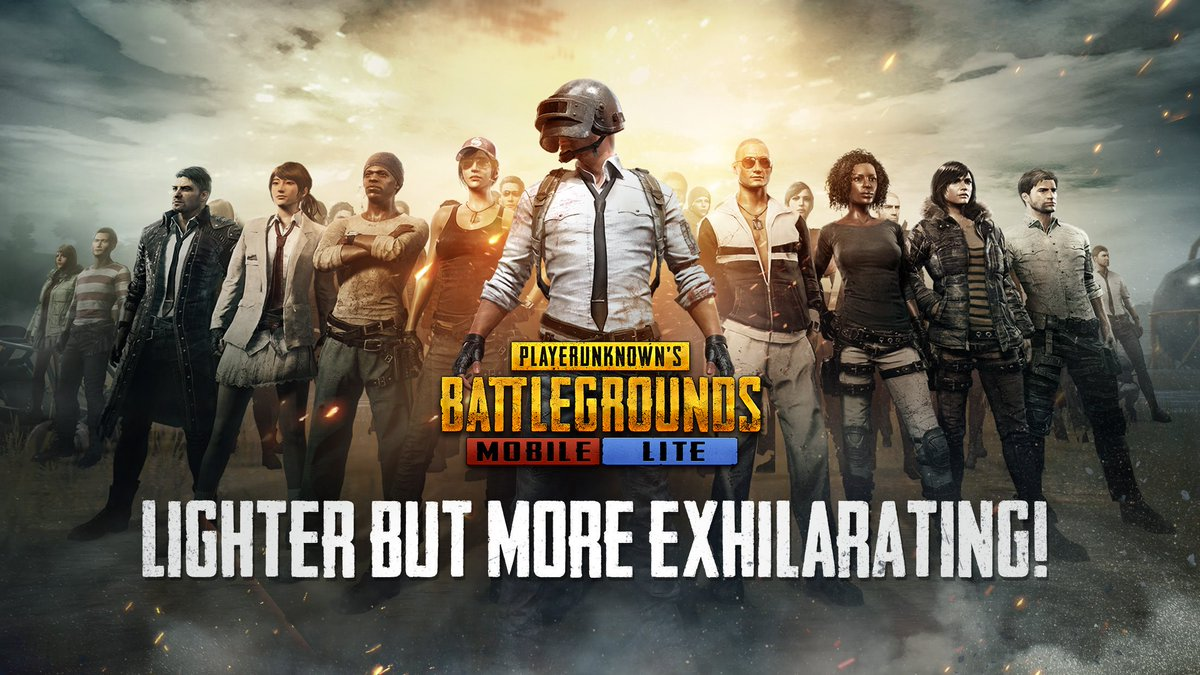 PUBG Lite and PUBG: What's the difference