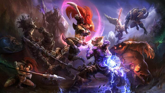 Great MOBA bet for competitive multiplayer