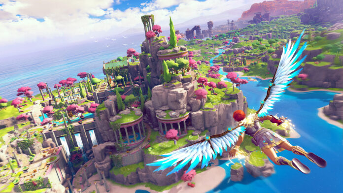 Fenyx Rising Preview - An adventure that plays on Greek mythology in the kindest way possible