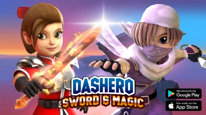 Dashero: Sword & Magic – possibly the next generation of Archero?