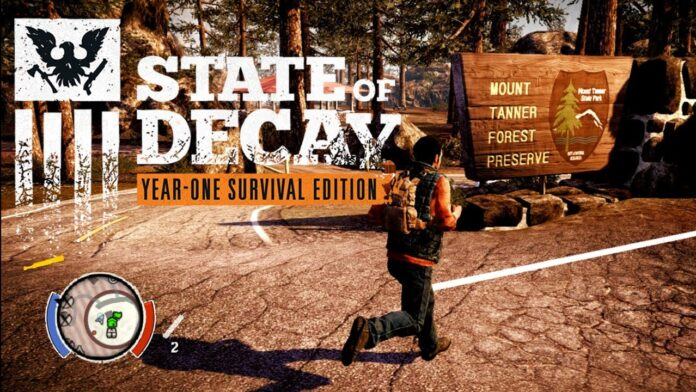 State of Decay Horror Stealth Video Game