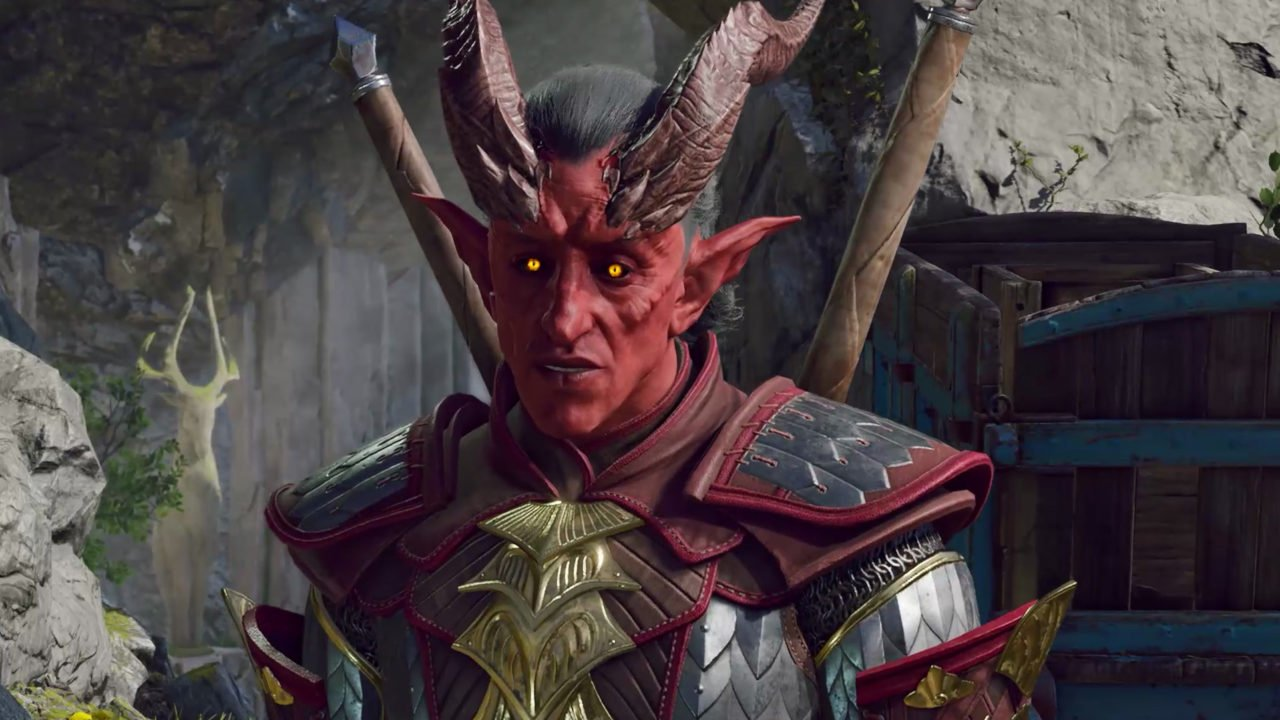 """The gameplay of """"Baldur's Gate 3"""" is surprising, injecting classic role"""