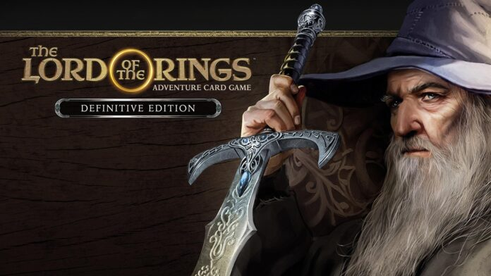 The Lord of the Rings: Adventure Card Game, or how I ended up playing cards with Sauron