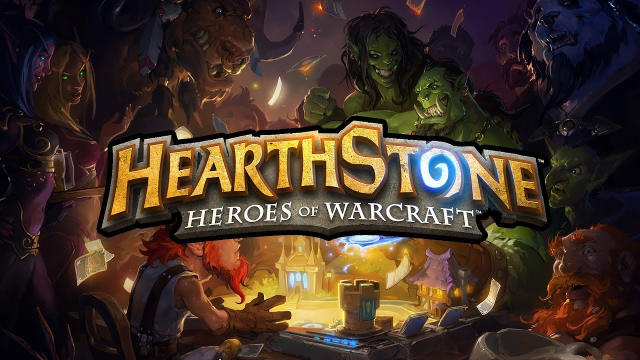 Hearthstone video game: Heroes of Warcraft