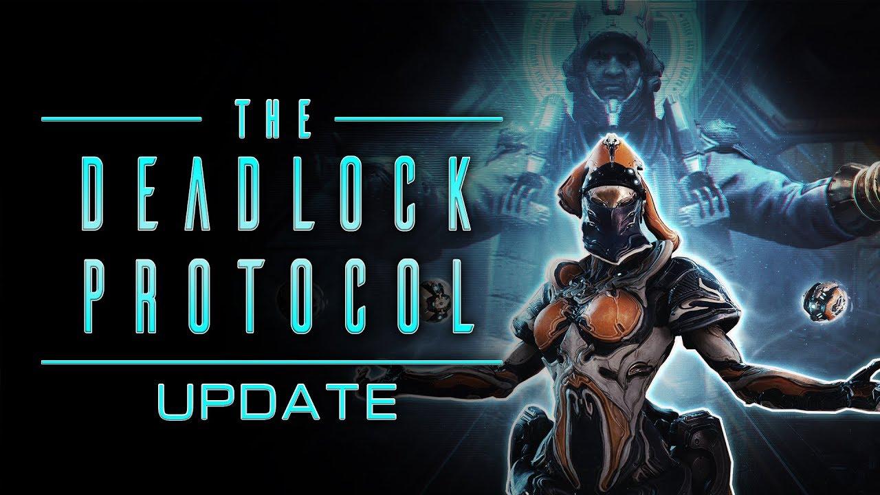 Inside Warframe's The Deadlock Protocol Creation
