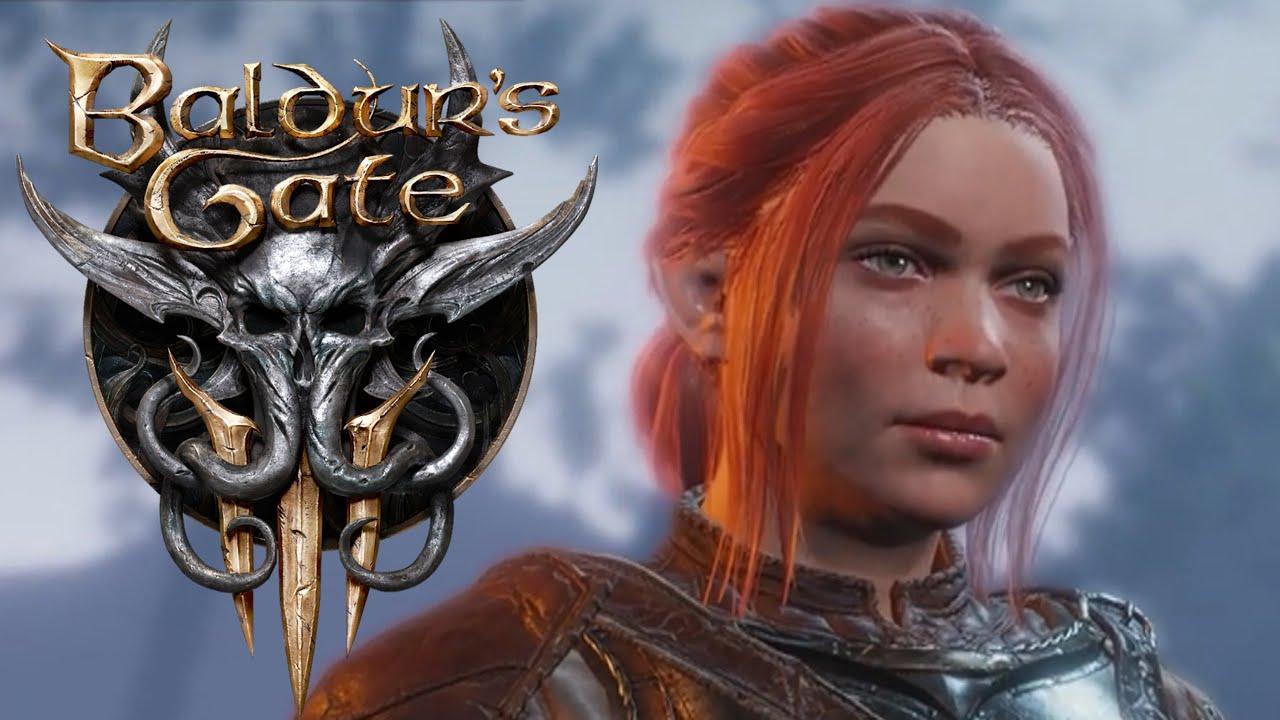 Impressions Baldur's Gate 3, a myth of role-playing games returns (PC)