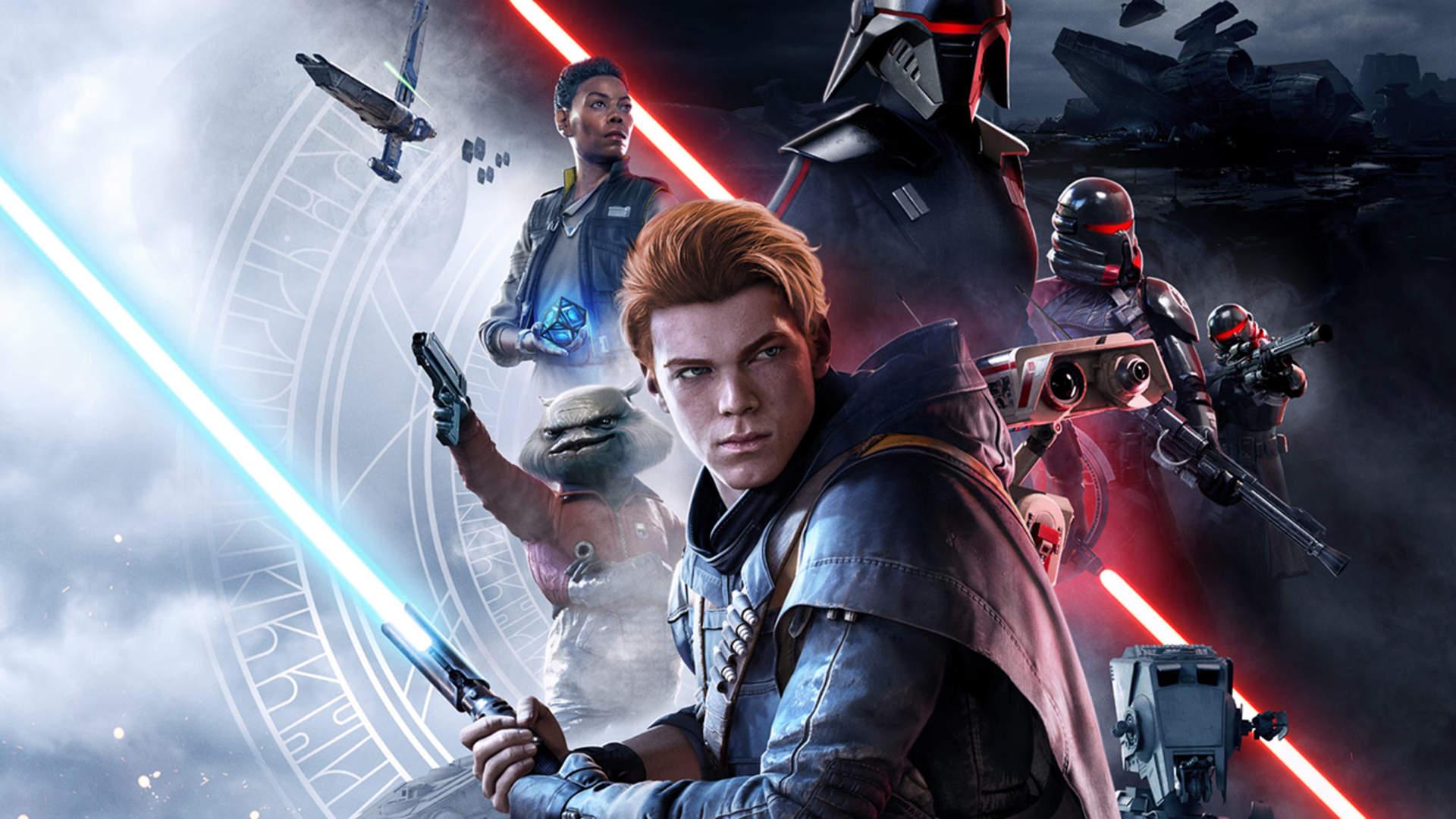 Star Wars Jedi: