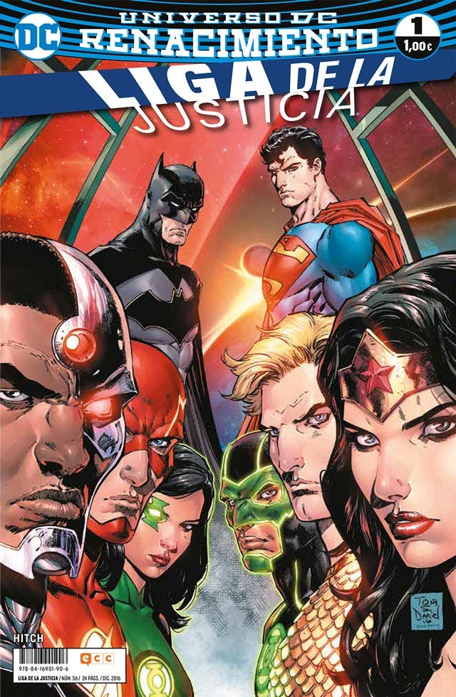 Top 10 Justice League Comics