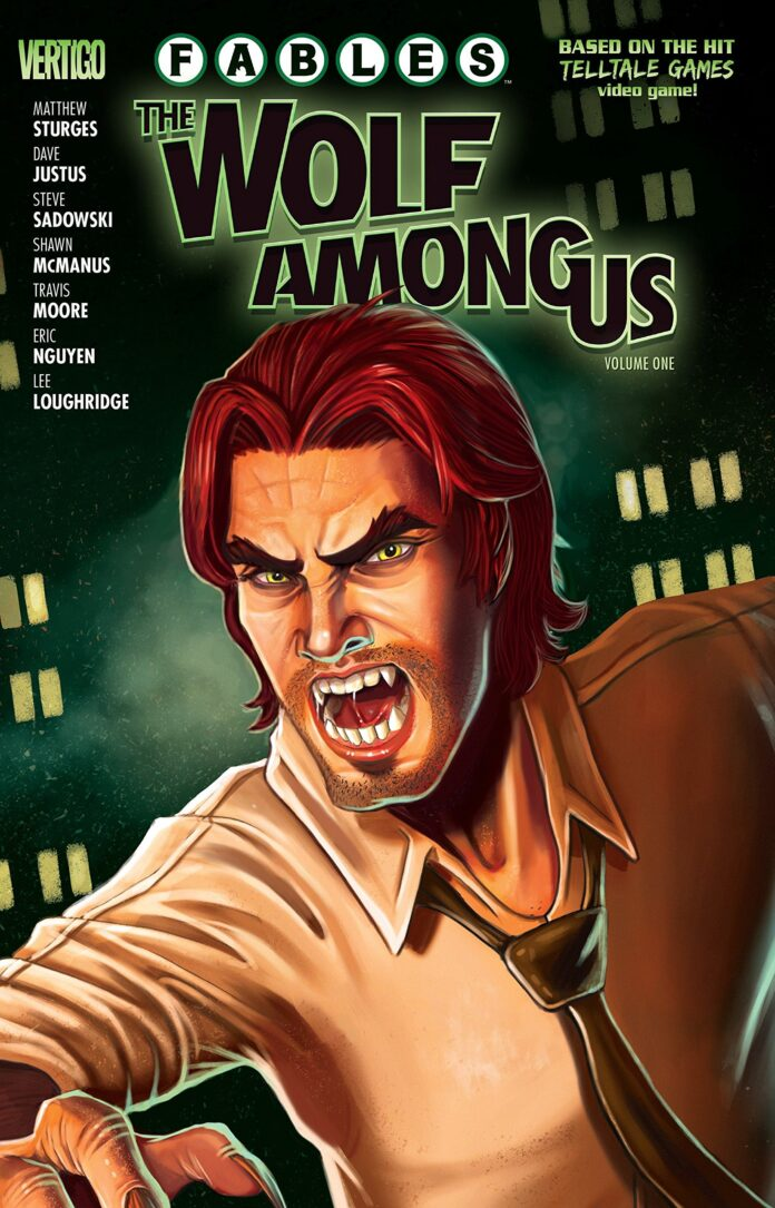 The Wolf Among Us Comic Review