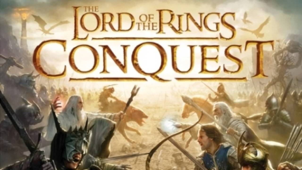 THE LORD OF THE RINGS: THE CONQUEST
