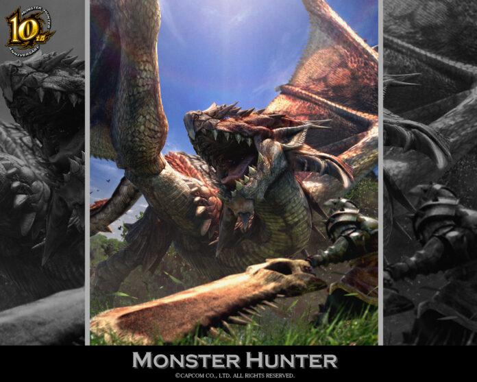Monster Hunter G / Monster Hunter Portable (MH / MHG / MHP)
