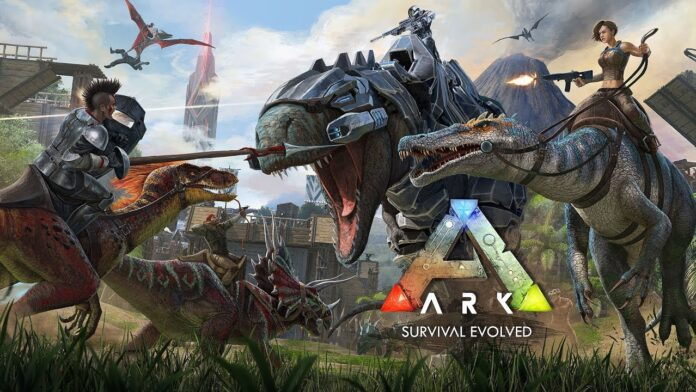 Ark: Survival Evolved (game)