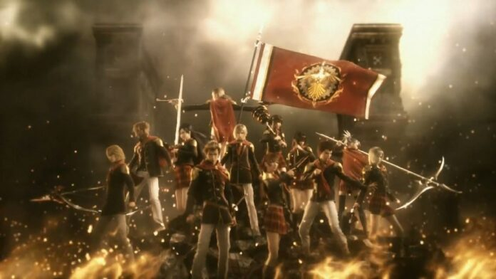 FINAL FANTASY TYPE 0 FF Type 0