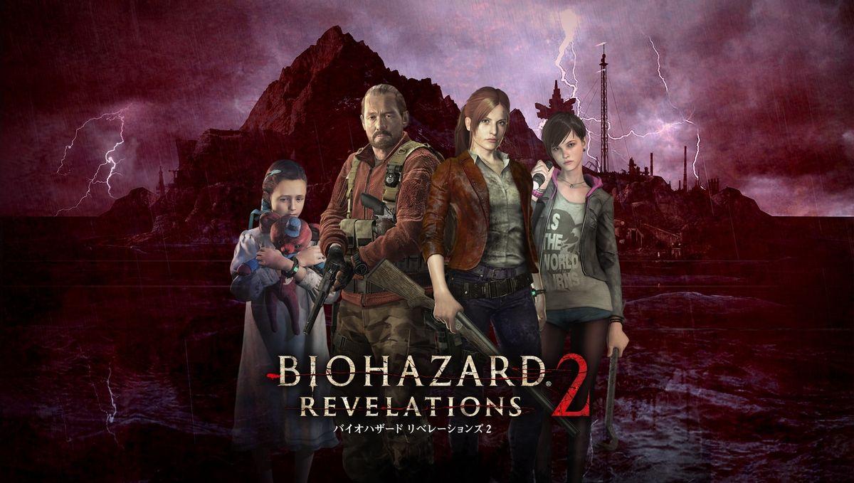 Biohazard Revelations 2 survival horror game