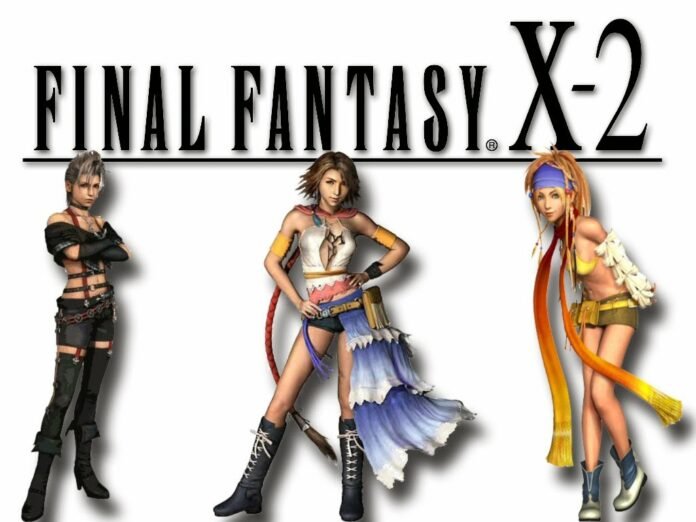 Final Fantasy X-2 , FFX-2, FF10-2