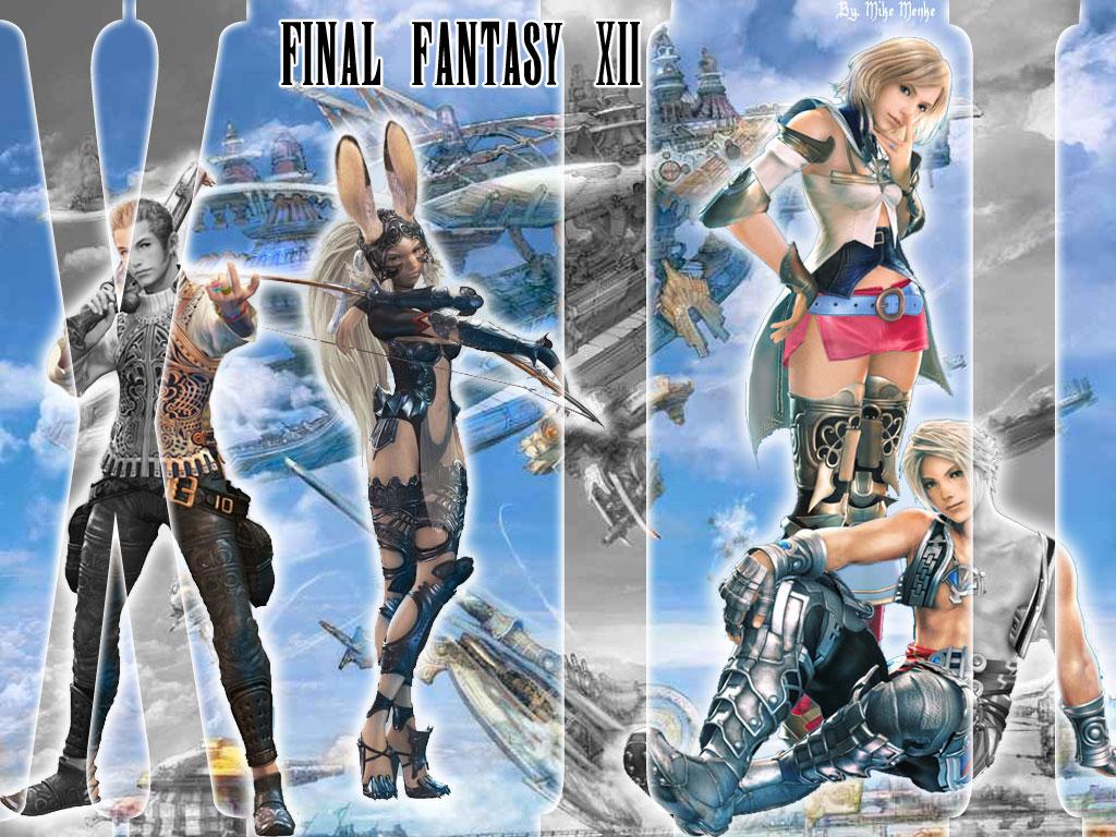 FINAL FANTASY XII, FFXII, FF12