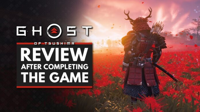 Ghost of Tsushima-Review