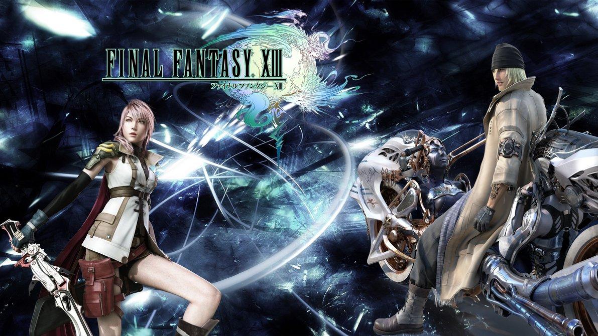FINAL FANTASY XIII, FFXIII, FF13