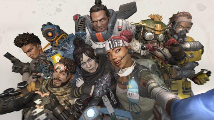 See how various heroes have changed in Apex Heroes Season 5