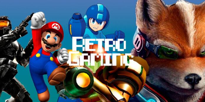 Retro Roms games