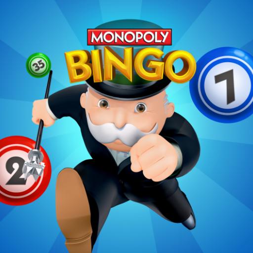 Monopoly Bingo Game