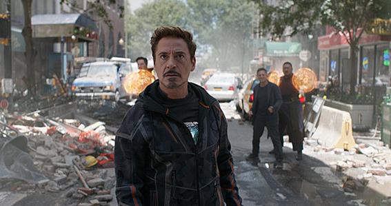 Avengers Infinity War Sticky