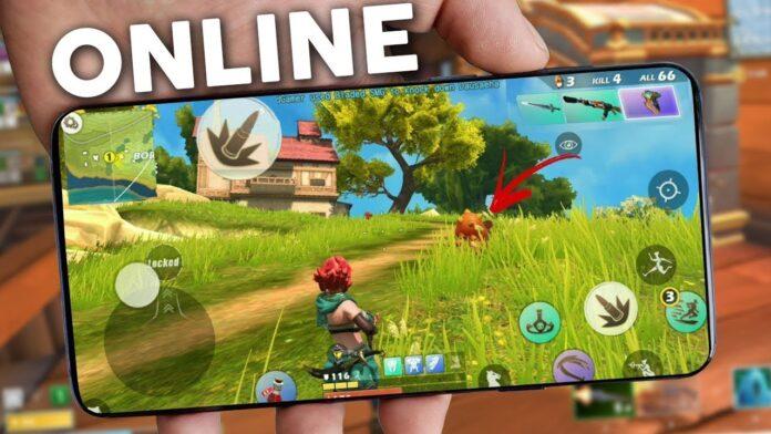 How can online games benefit children?