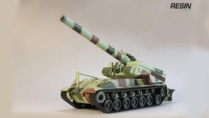 Resin World of 3d Tank models