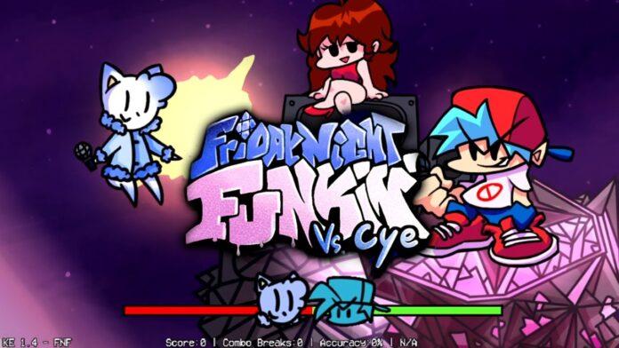 Friday Night Funkin' music rhythm game